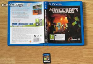 PS Vita: Minecraft