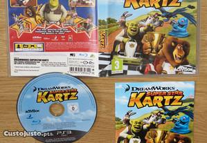 Playstation 3: Super Star Kartz