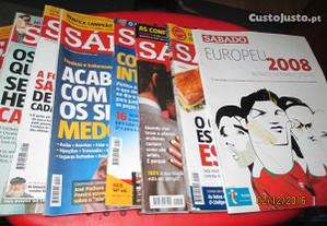 8 revistas sábado
