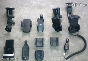 Suporte Auto Bolsas Telemóvel-Nokia Blackberry Etc