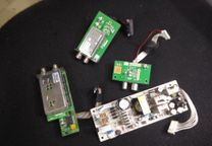 Peças para receptor satelite azbox