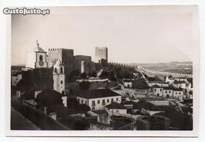 Óbidos - fotografia antiga (c. 1930)