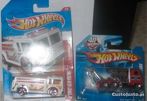 Fire-Eater, Semi Fast (Hot Wheels)