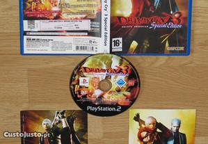 Playstation 2: Devil May Cry 3 SE