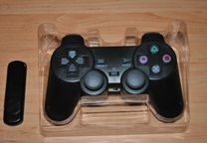 Comando Sem Fios - Wireless - PS3 - Portes Grátis