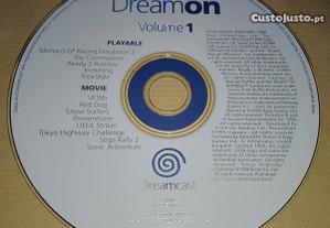 dream on volume 1 - sega dreamcast