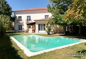Excelente moradia com piscina - casas de azeitão