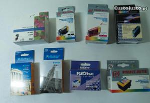 Tinteiros Brother,Canon,Epson,HP,Lexmark e Samsung