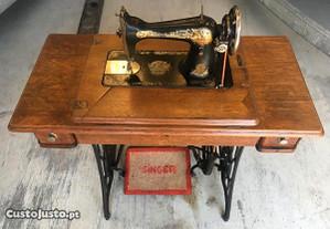 Máquina de costura Singer construção 1915