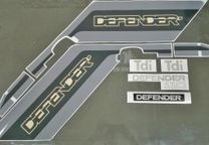 Autocolantes Land Rover Defender 110