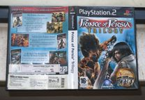 Playstation 2: Prince of Persia Trilogy