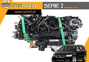 Motor Volvo V50 2.0d _D4164T
