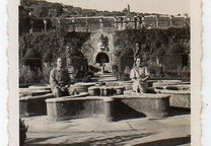 Castelo Branco - fotografia antiga (1938)