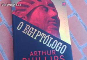 O Egiptólogo- NOVO- Portes de envio gratuitos