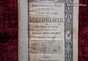Bibliotheca do Povo e das Escolas. Geografia. 1912