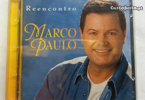 CD Marco Paulo - Reencontro (como novo! )