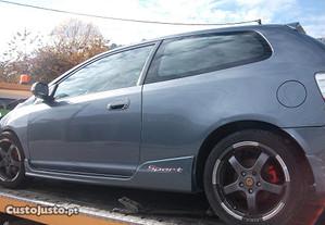 Honda Civic para peças
