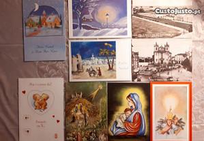 Conjunto de postais