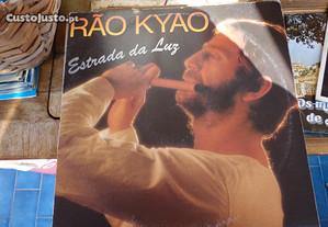 Rão Kyao - Estrada da Luz - LP vinil