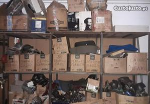 Várias peças de motas - Multimarcas