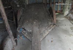 carroça de bois