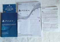Manual Ps4 Pro CUH-7016B - Playstation 4 (TR0CA)