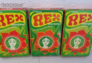 Produto de Limpeza REX (Trinta embalagens).