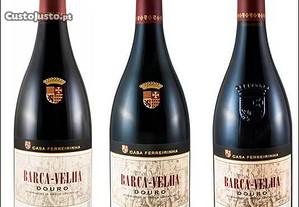 Vinhos Barca Velha + Mil Reis