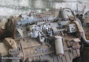 Motor Izuso 6 cil. Mod. E 120