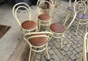 Conj. cadeiras