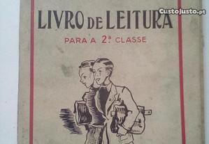Livro de Leitura para a 2.ª Classe