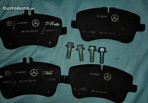 Pastilhas de travão Mercedes
