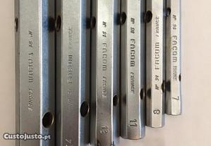 Conjunto chaves de tubos, Facom