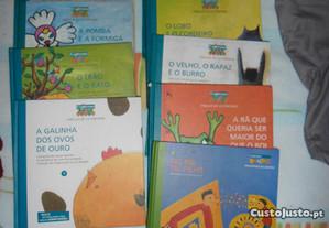 9 livros expresso para crianças