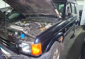 Land Rover Discovery TD5 PARA PEÇAS