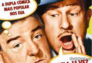 DVD Abbott e Costello As Melhores Cenas NOVO! Sela