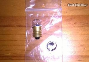 Lâmpada de 6V para lanterna