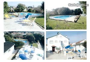 Vivenda com piscina e jardim - Ericeira
