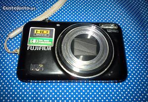 Fujifilm FinePix JZ300 12 MP Filma em HD com Bolsa
