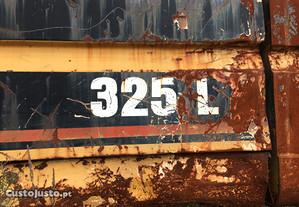 Giratória caterpillar 325L só para peças