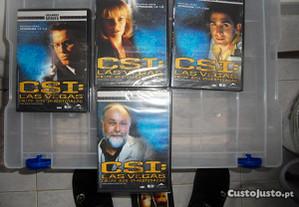 Dvds CSI las vegas
