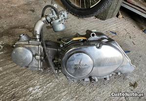 Motor Honda 50cc