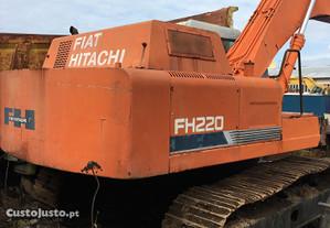 Giratória fiat hitachi FH 220