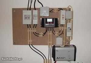 Kit Solar 90W/12V Usado