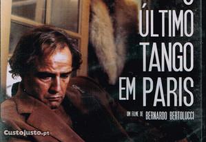 DVD: O Último Tango em Paris - NOVO! Selado!