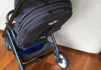 Carro Easywalker+Trolley+Footmuff