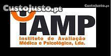 IAMP - Exames Psicotécnicos