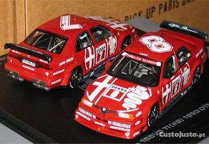 Alfa Romeo 155 V6 TI - DTM 1993 - Larini, Nannini