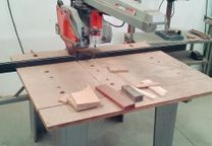 Radial DEWALT para carpintaria