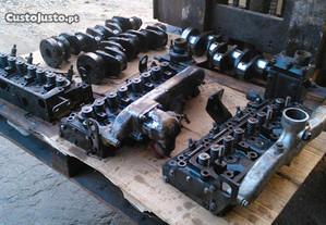 peças motor perkins 4cilindros